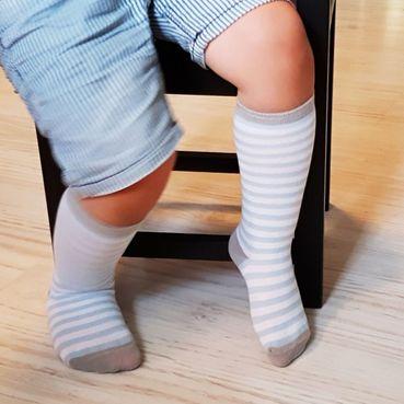 Knee socks  NUNU Plavcik