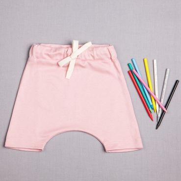 Shorts  pink - GOTS