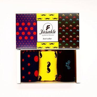 Socks unisex - Gift box Bestseller