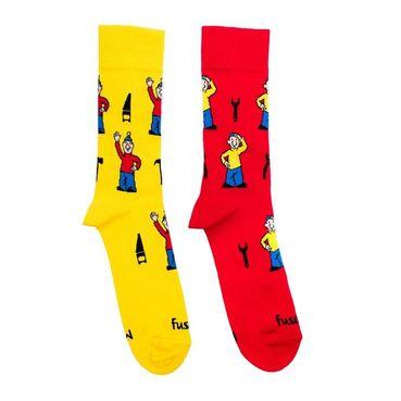Socks unisex - Pat a Mat