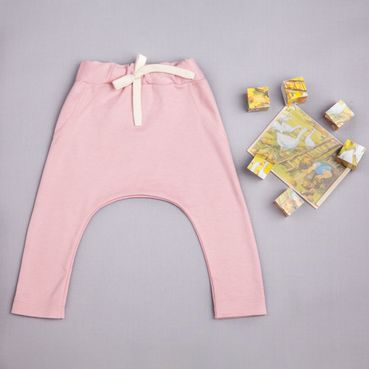 Joggers  pink - GOTS