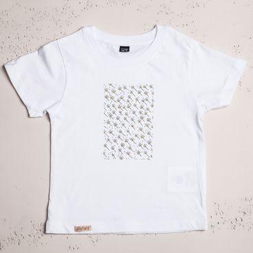 T-shirt dandelion - GOTS